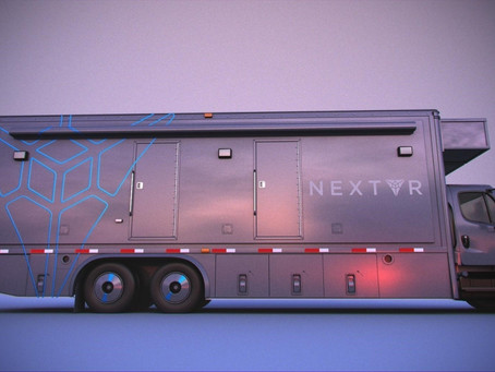 NextVR Shows Off New Production Truck That Will Produce More Sports Content In Virtual Reality