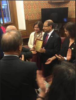 Iconic Leader Award
