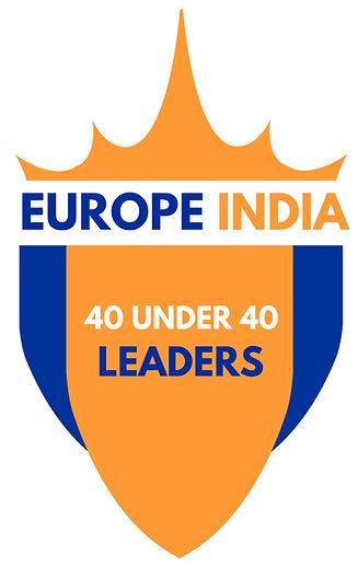 Europe India 40 under 40 leaders list