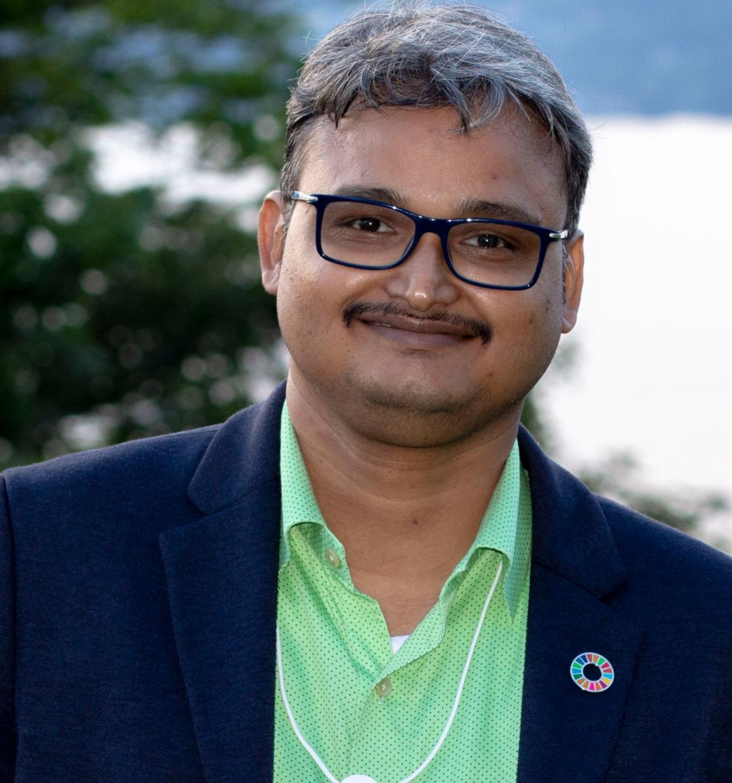 Mr Vidyadhar Prabhudesai