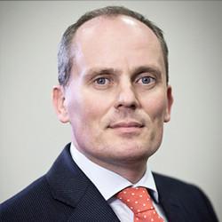 Guy Wakeley CEO of Equiniti UK