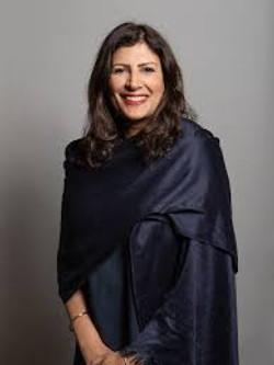 Ms Preet Kaur Gill MP