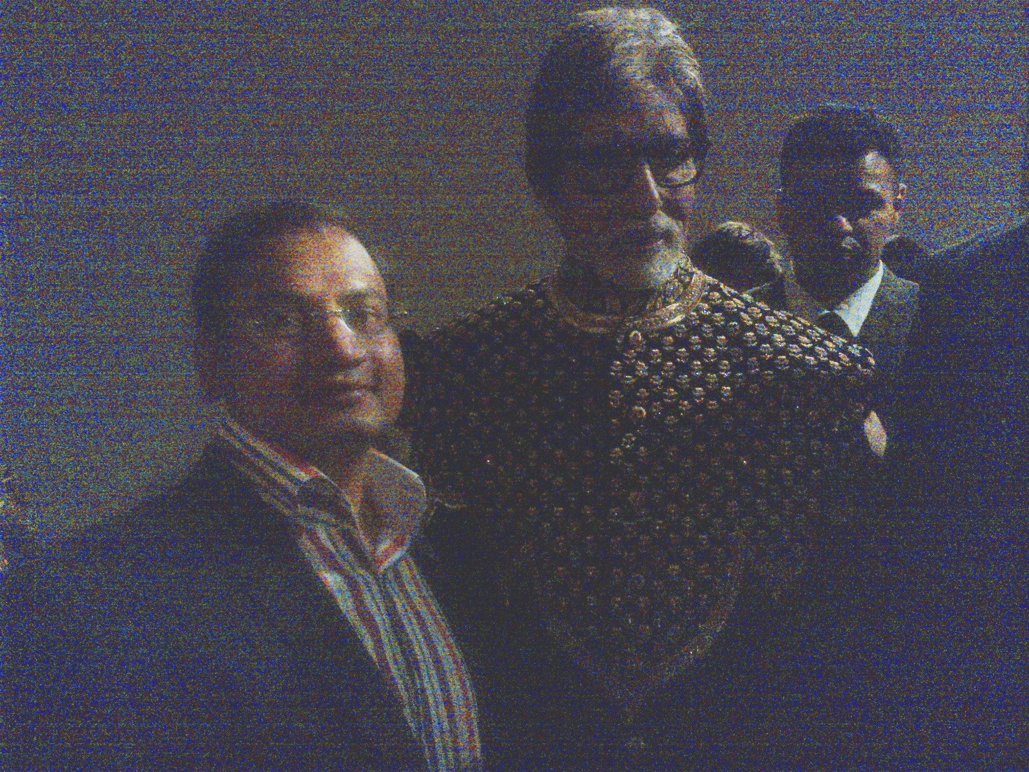With Amitabh Bachchan