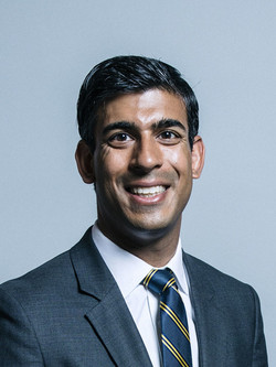 Mr Rishi Sunak MP