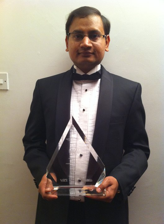 Professional of the year Award