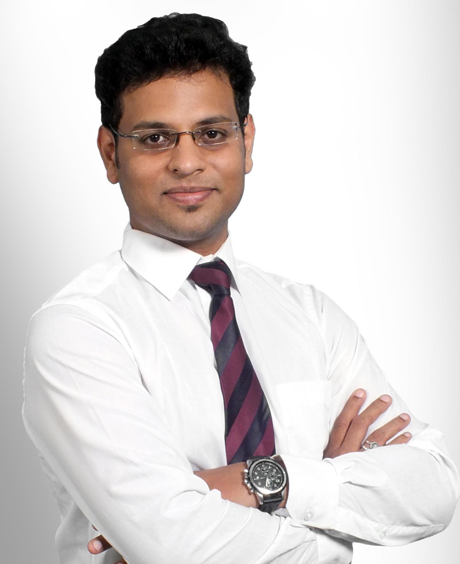 Dr Srikanth P Parthasarathy