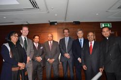 Launch of Asian Business Association
