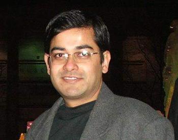 Mr Prasoon Mukherjee