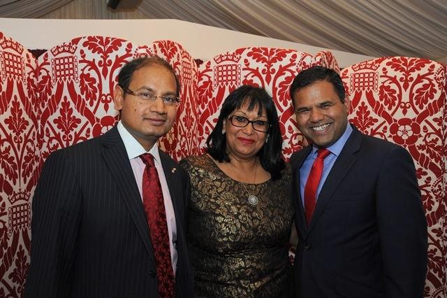 Rajesh Agarwal & Baroness Verma
