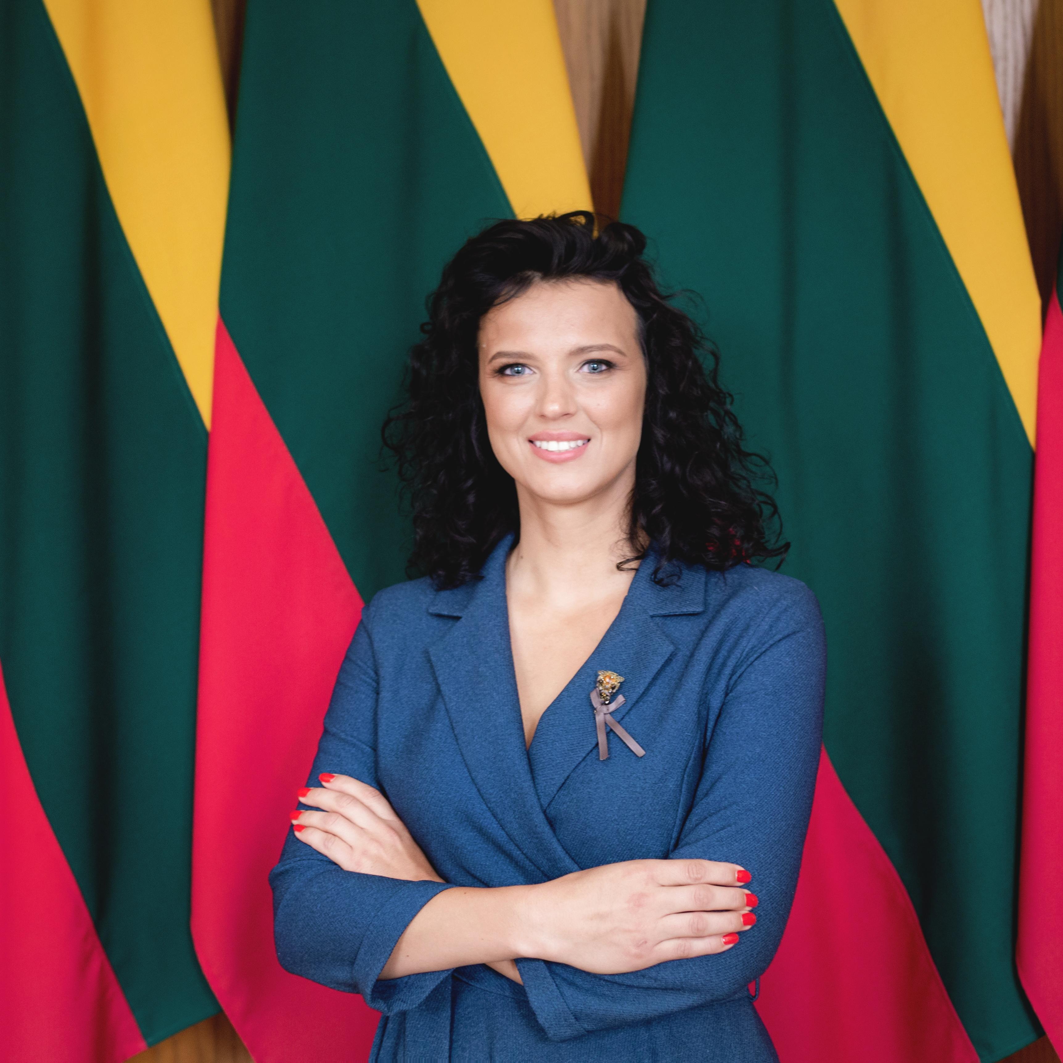 Ms Alina Adomaityte