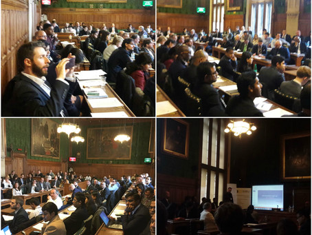 India Technology Summit 2017 at British Parliament, London