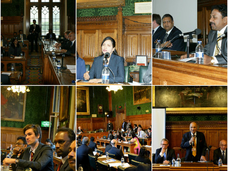 UK South India Business Meet 2014 at UK Parliament, London