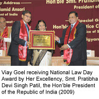 National  Law Day Award