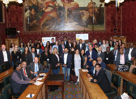 Beauty Industry leaders from India & EU/UK meet in London to explore areas for collaboration