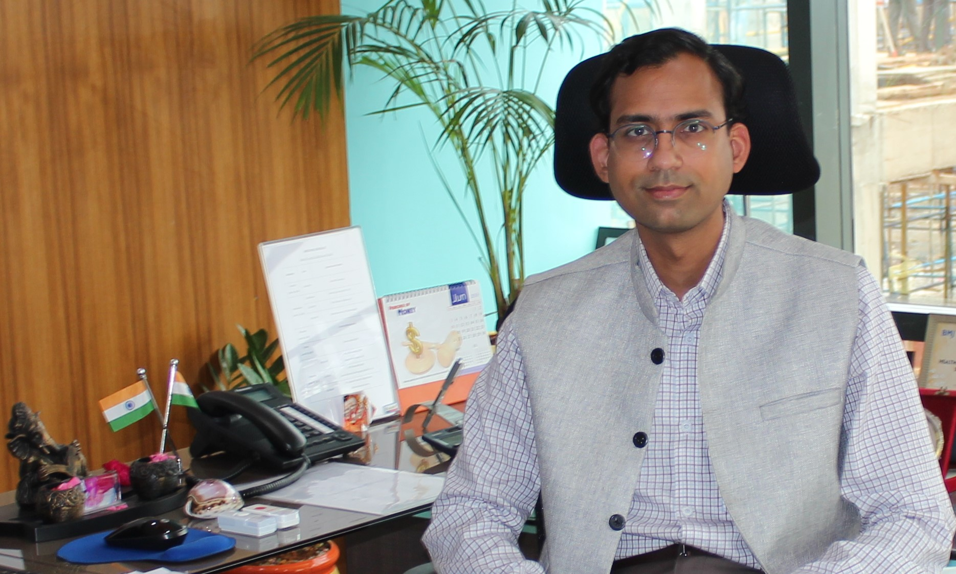 Dr. Jitendar Sharma