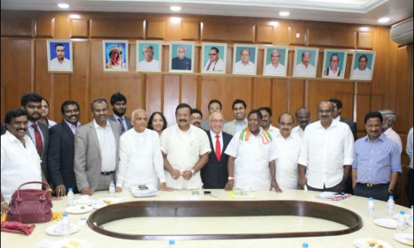 Puducherry Cabinet