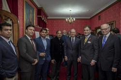 With Malta PM Dr Joseph Muscat