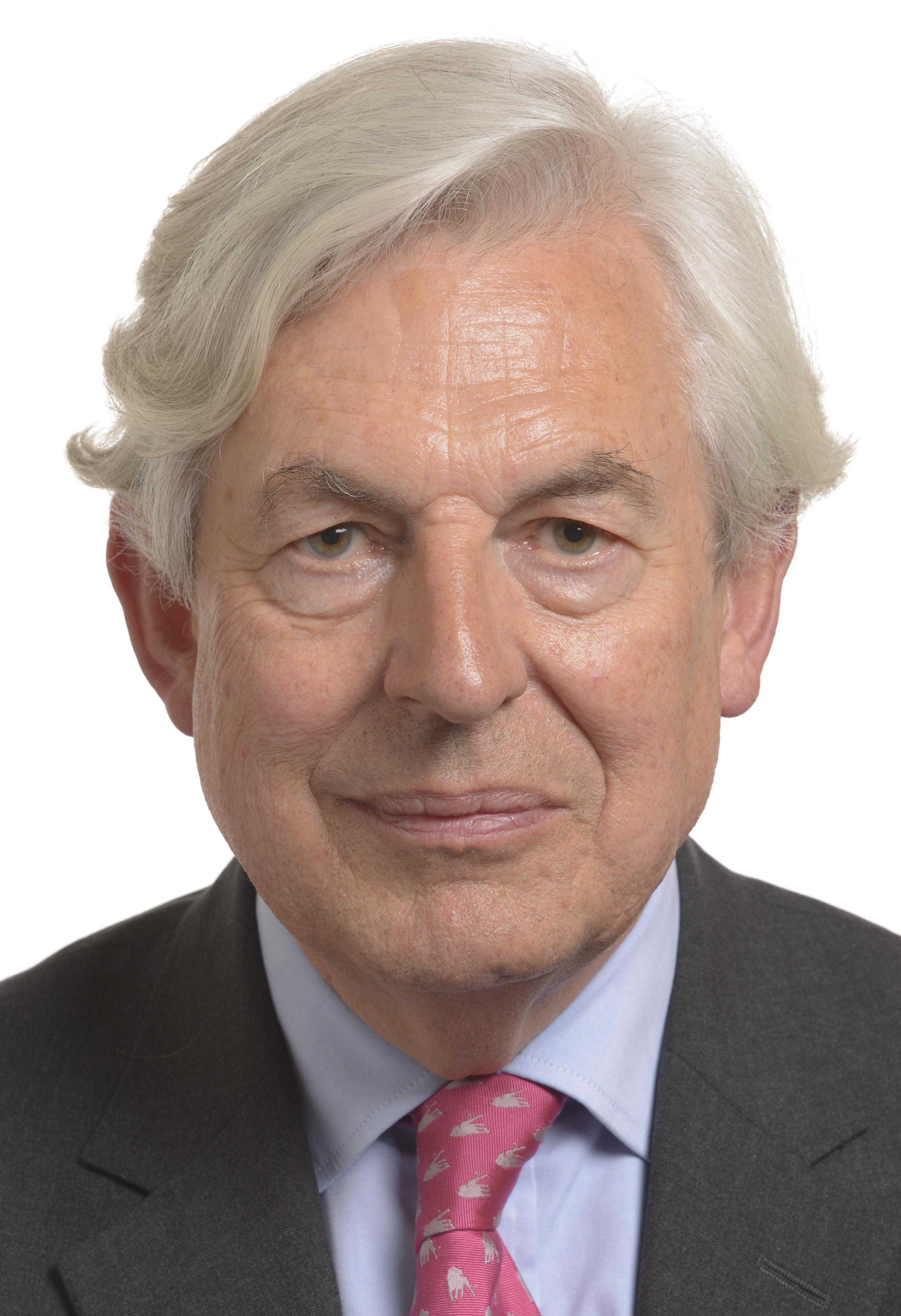 Hon Geoffrey Van Orden MBE MEP
