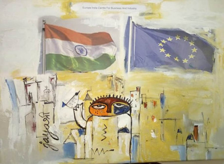 Europe India Business Summit held at Hub Brussels, European Parliament & Wallonia