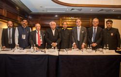 Hosting Haryana delegation