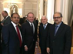 Interaction with Malta PM Joseph Mu