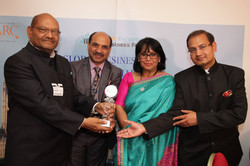With Mr. Anil Agarwal of vedanta