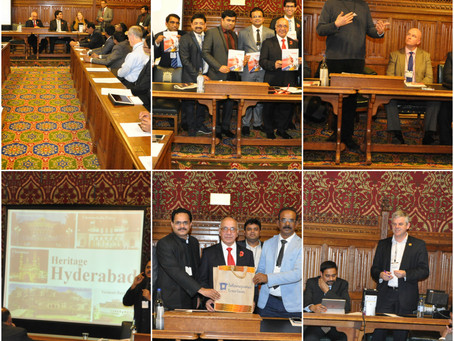 UK South India Business Meet 2015 at UK Parliament, London