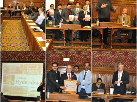 UK South India Business Meet 2015 at UK Parliament, London