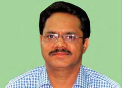Venkatesham Burra IAS