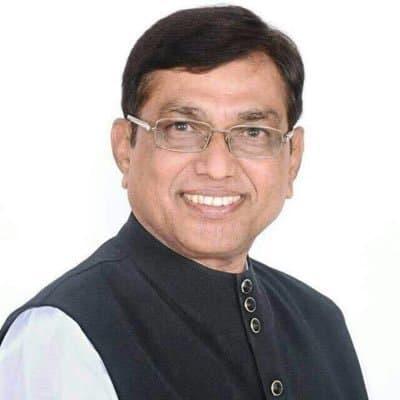 Mr Kirit P. Solanki MP