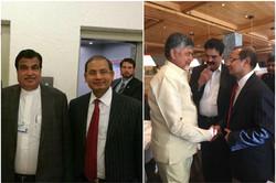 With Mr.Nitin Gadkari & Mr.Naidu