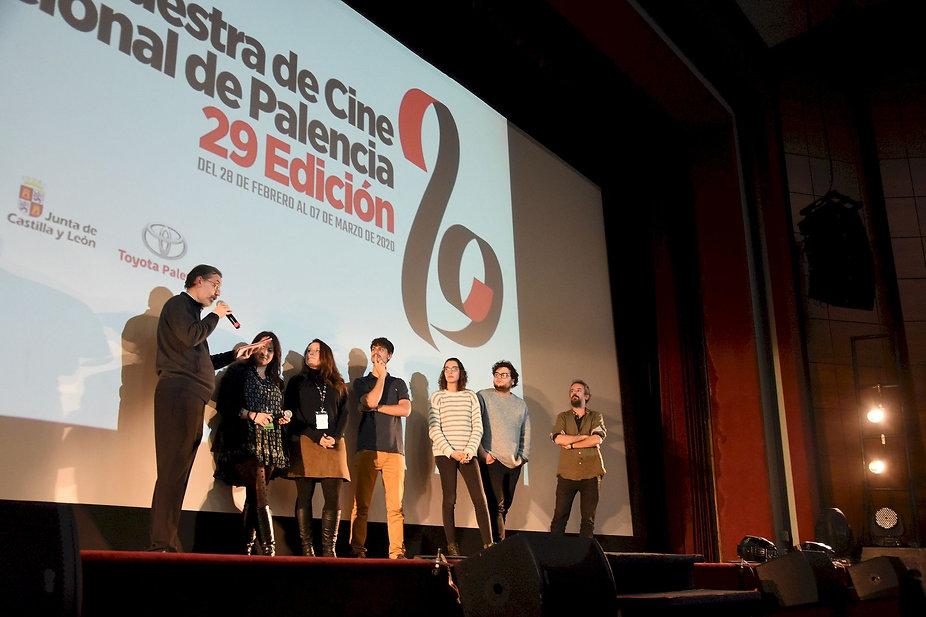 Muestra de Cine de Palencia MCIP