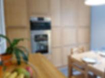 Joseph Vithaya, bon décorateur, Paris 14, 75014, Champs-sur-marne, 77, décoration cuisine, agencement cuisine, élégant, moderne, contemporain, décoration intérieur, maison décoration, marron, chocolat, vert