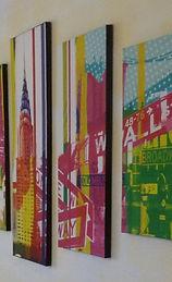 Joseph Vithaya, bon décorateur, Paris 14, 75014, Sausheim, 68, décoration chambre adolescent, décoration intérieur, lit, oreillers, drap, housse de couette, couette, rideau, ikéa, tablette, table de chevet, tête de lit, Fly, tableau, street art, graph, industriel
