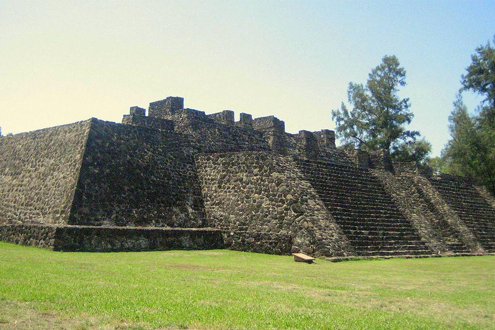 Palacio de Corés/MéxicoViajes