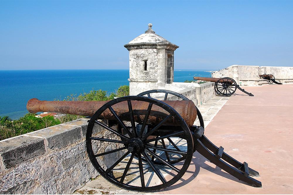 Fortaleza de Campeche/MéxicoViajes