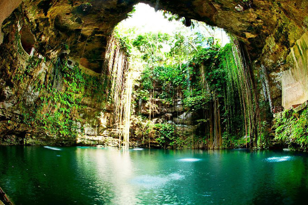 CenotesYucatán/MéxicoViajes