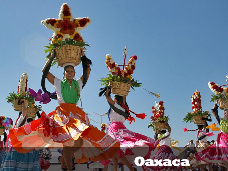 Oaxaca/MéxicoViajes