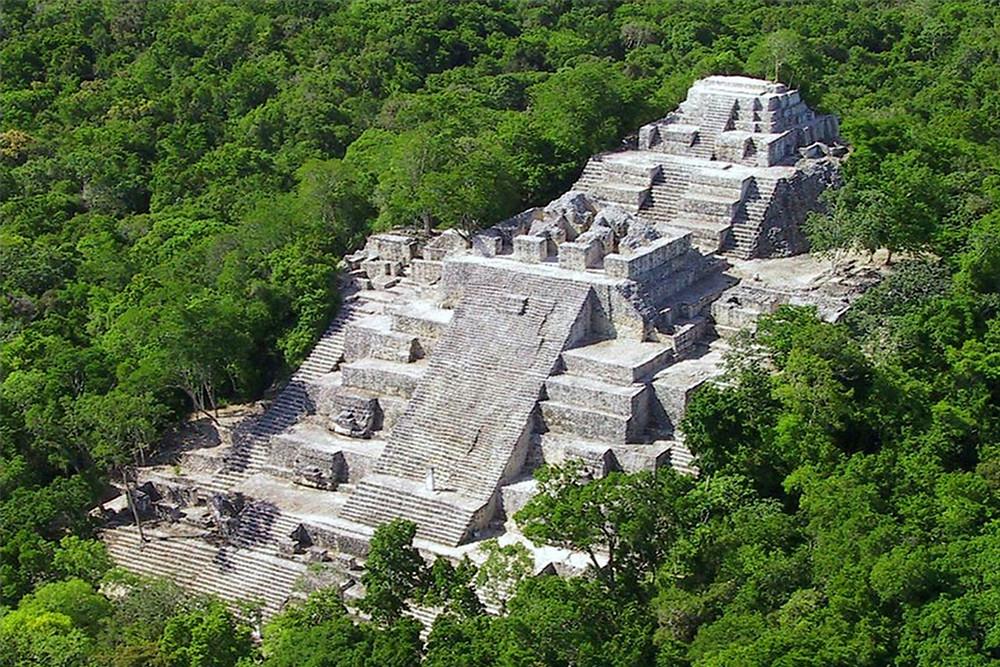 Calakmul/MéxicoViajes