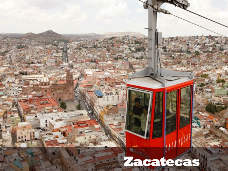 Zacatecas/MéxicoViajes