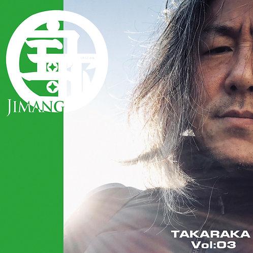 【宝歌 takaraka vol:03】JIMANG 3th Self cover album