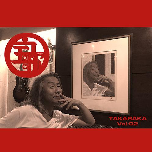 【宝歌takaraka vol:02】JIMANG 2th Self cover album