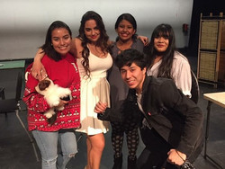 CSUN Theatre Class