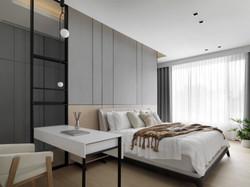 Bedroom 1 . Bedhead