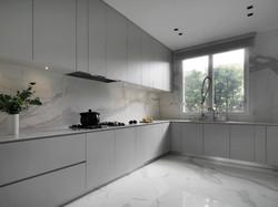 Wet kitchen