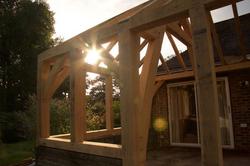 oak carpentery