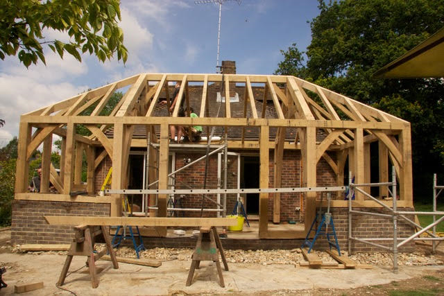 timber frame specialist