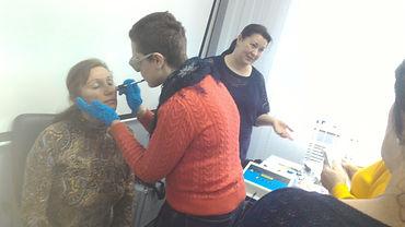 Практический семинар по лазерной косметологии