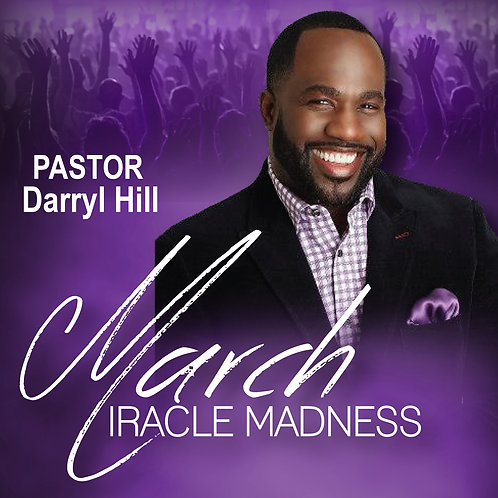MMM (Audio) - Pastor Darryl Hill