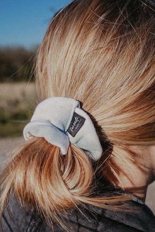 Spring Tie Dye Scrunchie